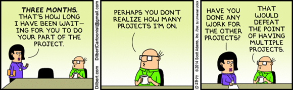 dilbert-multiple-projects